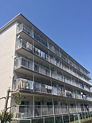 横浜保土ケ谷ハイツ1号棟[5階]の外観
