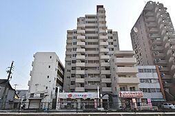 愛知県名古屋市熱田区二番2丁目の賃貸マンションの外観