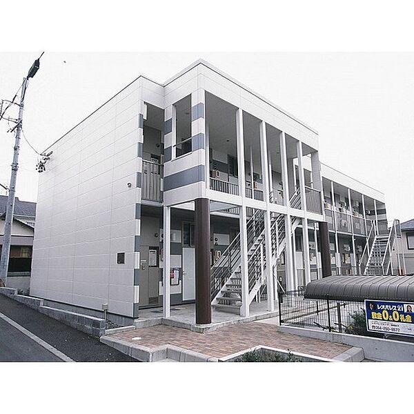 レオパレスBLOSSOM 1階の賃貸【静岡県 / 静岡市清水区】