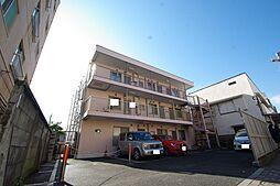 プレジデントマンション衣笠栄町[1階]の外観
