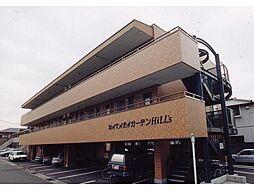 静岡県沼津市若葉町の賃貸マンションの外観