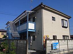 山ノ内ハイツ[101号室]の外観