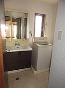 スカーラ上島洗面室