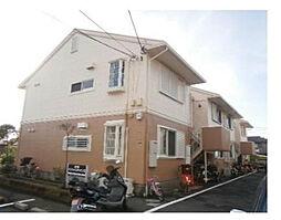 湘南サンライズガーデンII[203号室]の外観