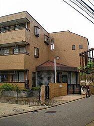神奈川県横浜市戸塚区汲沢8丁目の賃貸マンションの外観