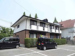 福岡県北九州市若松区高須北1の賃貸アパートの外観
