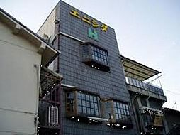 エニシダ鶴橋[3階]の外観