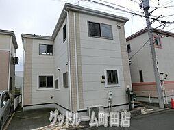 [一戸建] 神奈川県相模原市中央区東淵野辺4丁目 の賃貸【/】の外観