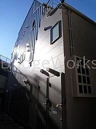 東京都練馬区氷川台3丁目の賃貸アパートの外観