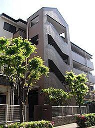 コーポ灰塚浦[3階]の外観