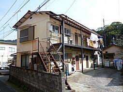 水口荘[2号室]の外観