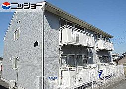 サンハイムOZUZAKI[1階]の外観