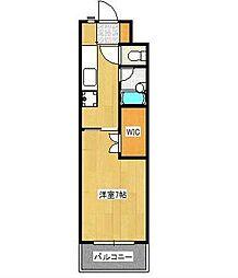 メゾン・ド・ルーブル[5階]の間取り