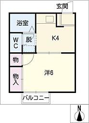 T・M7[2階]の間取り
