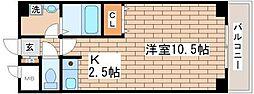 兵庫県神戸市長田区浪松町5丁目の賃貸アパートの間取り