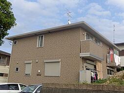 兵庫県三木市緑が丘町東の賃貸アパートの外観