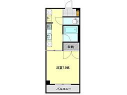 LON BLDG[4階]の間取り