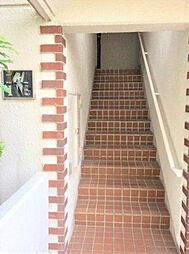 共用部 住戸につながる階段 H30.11月