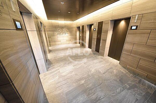 ブランズタワー梅田North(ブランズタワー梅田ノース) エレベーターホール