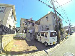 兵庫県西宮市下大市東町の賃貸アパートの外観