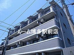 福岡県福岡市博多区諸岡5の賃貸マンションの外観