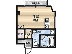 グレーコートファイブ[2階]の間取り