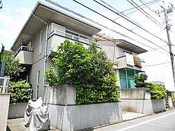 東京都小平市学園西町2丁目の賃貸アパートの外観