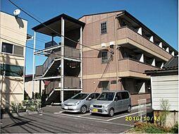 プランドール新横浜[308号室号室]の外観