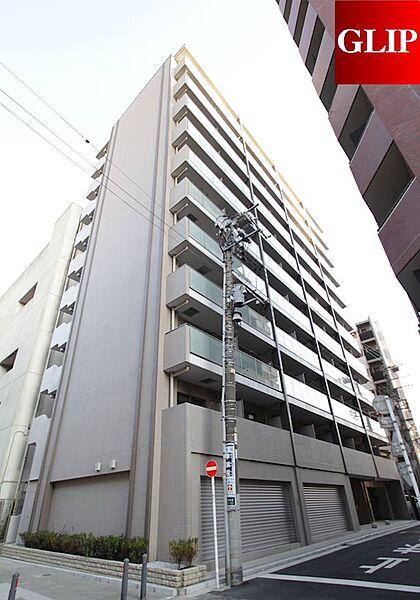 ベルシード横濱大通り公園[2階]の外観