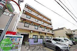 大阪府東大阪市今米1丁目の賃貸マンションの外観