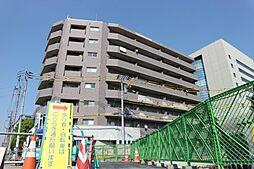 レ・ソール本八幡[7階]の外観