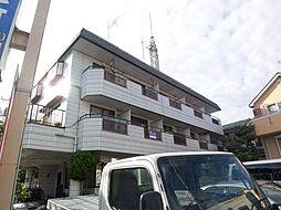 東京都西東京市柳沢6丁目の賃貸マンションの外観