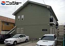 LA・SAY[2階]の外観
