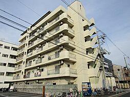 大阪府大阪市東住吉区今川6の賃貸マンションの外観