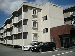 山梨県甲府市里吉1丁目の賃貸マンションの外観