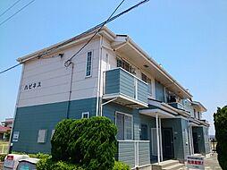 香川県善通寺市弘田町の賃貸アパートの外観