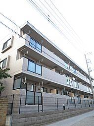 千葉県千葉市稲毛区黒砂台2丁目の賃貸マンションの外観
