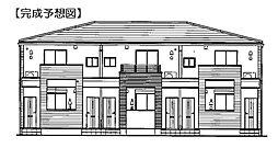 JR宇野線 茶屋町駅 徒歩12分の賃貸アパート