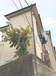 東京都世田谷区代沢1丁目の賃貸アパートの外観