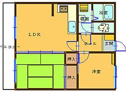 大橋駅 4.0万円