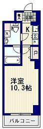 ドゥーエ東高円寺[3階]の間取り