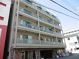 エバーグリーン・長田303号室[3階]の外観