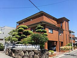 兵庫県西宮市小松町2丁目の賃貸マンションの外観