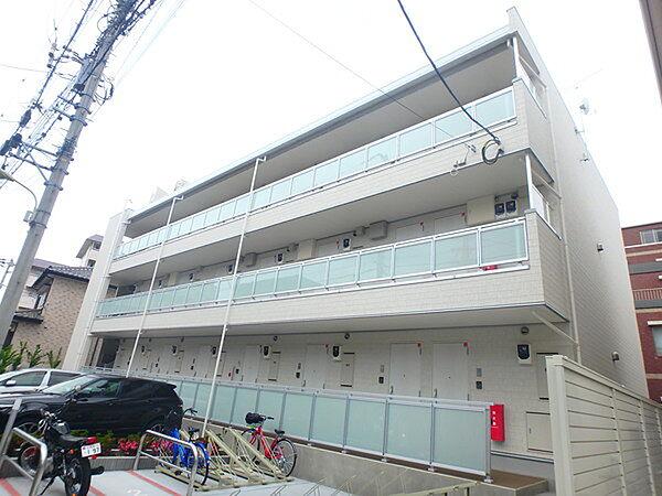 リブリ・エスポワールI[3階]の外観