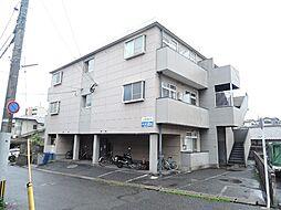 福岡県北九州市八幡西区大浦2丁目の賃貸アパートの外観
