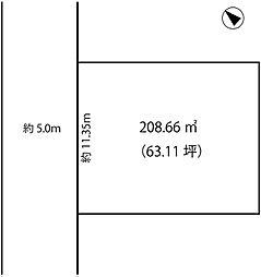 福井鉄道福武線 鳥羽中駅 徒歩13分