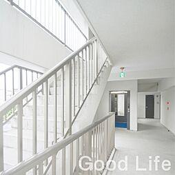 ラミナスコート[4階]の外観