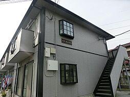 パナヨシハラA棟B棟[1階]の外観