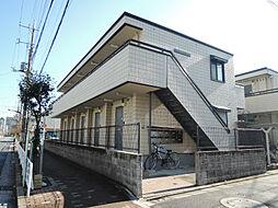 東京都江東区東陽1丁目の賃貸アパートの外観