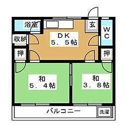 伊勢朝日駅 3.3万円